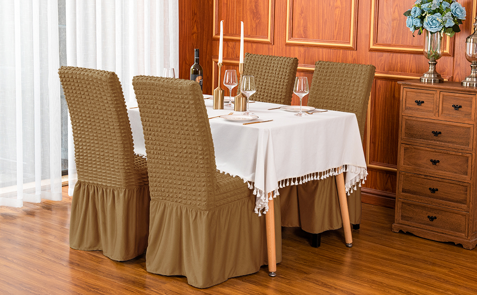 dinnng chair cover