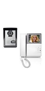 156L video door phone