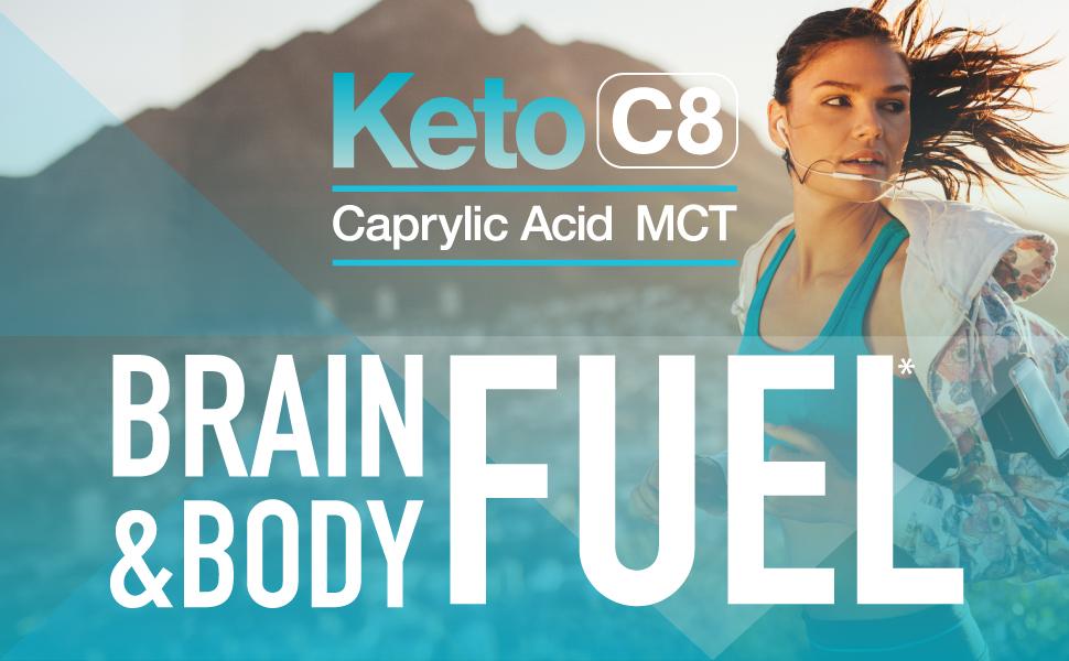 Sports Research Keto C8 MCT Oil