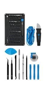 ifixit essential electronics bit-set tool-kit öffnungs-werkzeug-set mini-bits schrauben-dreher open