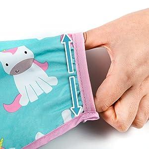 elastic cuff