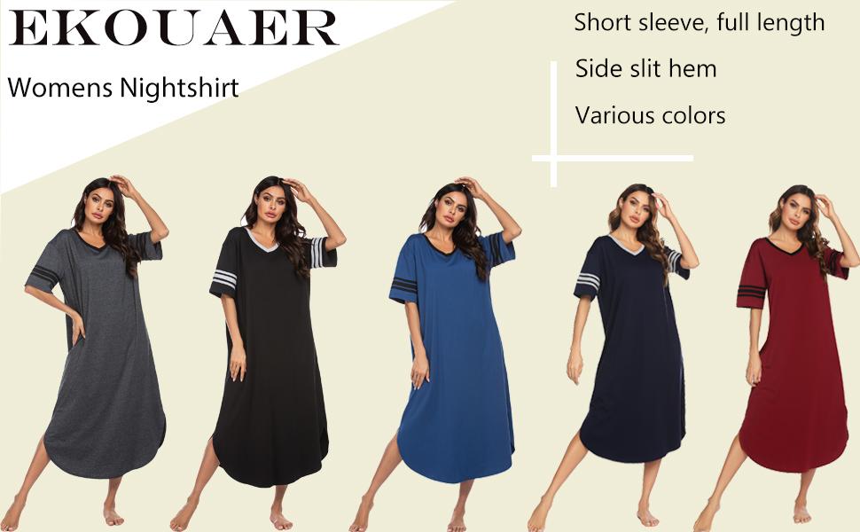 full length nightshirt