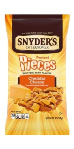 cheddar cheese pretzel