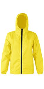 girls rain jacket for boy