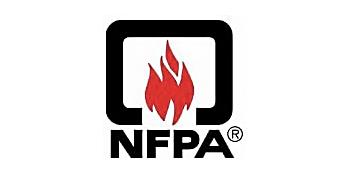 Meets NFPA requirements. Construction grade
