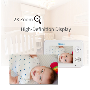 baby camera digital zoom HD display