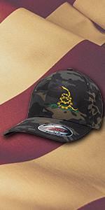 DTOM multicam hat