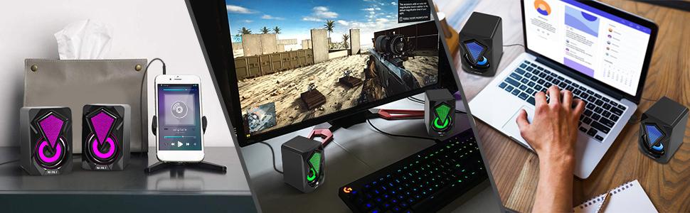pc speakers for desktop