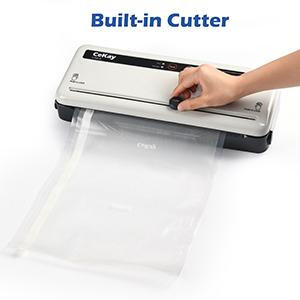 Built-in-Cutter