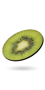 kiwi fruit mouse pad