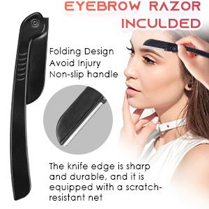 eyebroe razors