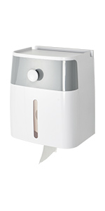 Adhesive Toilet Roll Holder