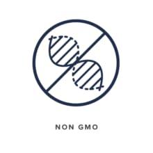 Non-GMO & Vegan