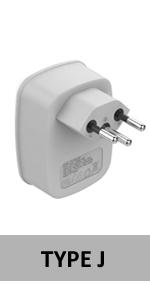 switzerland power adapter
