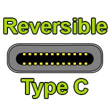 reversible type c