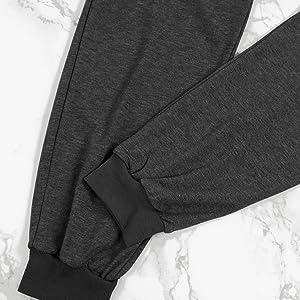 long pant set