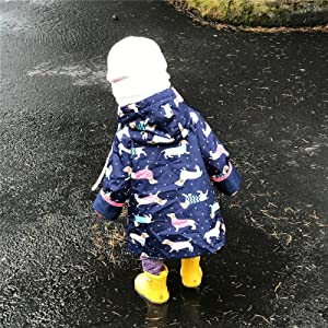 TODDLER RAIN BOOTS 5 SIZE