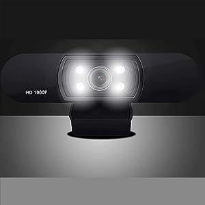 1080P Computer Webcam