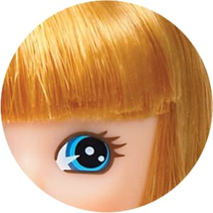 Lottie Dolls Pool Party Doll Hair and Eyes
