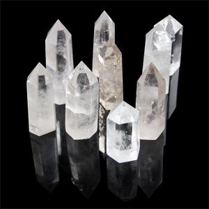 crystal wand
