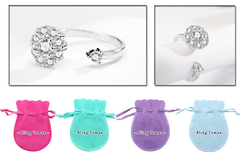birthdaystone ring