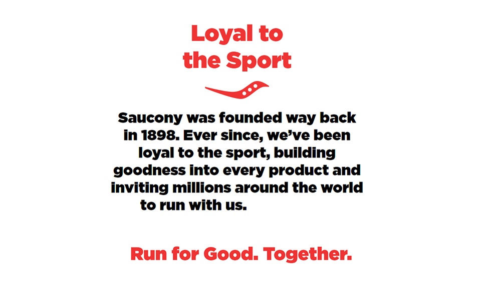 loyal to the sport