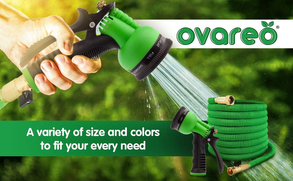 hose, expandable garden hose