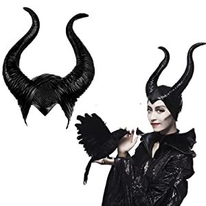 Maleficent Costume Horns