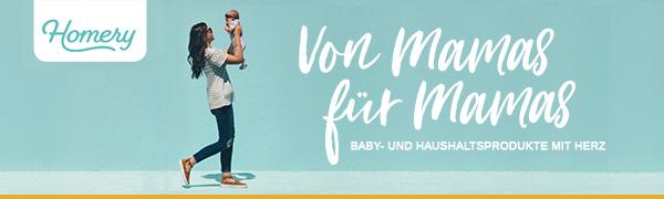 Homery Babyartikel mit Herz Windeltorte