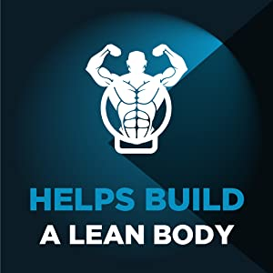 Helps build lean bodyy