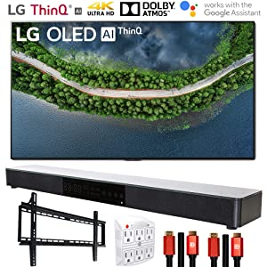 .  LG OLED65GXPUA 65″ GX 4K Smart OLED TV (2020l) with Deco Gear Home Theater Bundle 4dd7b2e9 9a1b 447b 9cbe f7cd4b592761