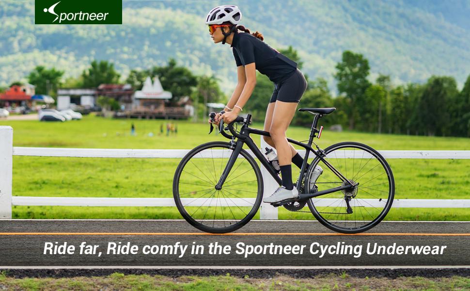 women cycling underwear shorts