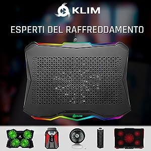 KLIM rainbow, laptop ständer,laptop kühler,macbook ständer,notebook ständer,laptop lüfter