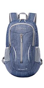 ZOMAKE 25L Lightweight Packable Backpack