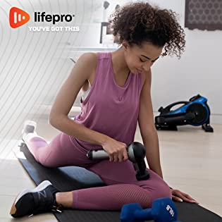 Lifepro fitness massage guns