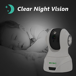 indoor camera clear night vision