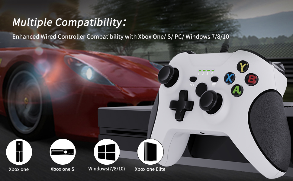 controller xbox one wired