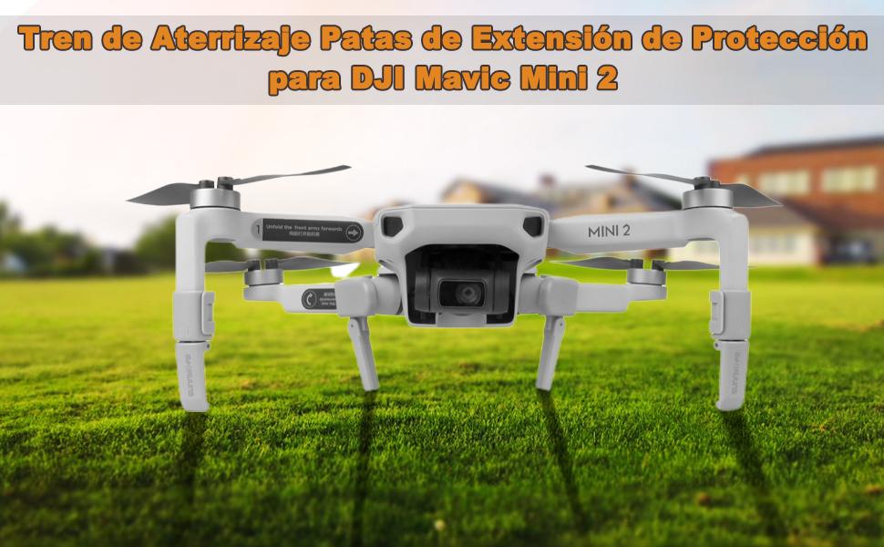 Tren de Aterrizaje para dji Mavic Mini 2 Drone
