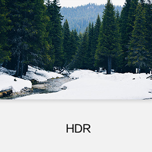 HDR Video and Photo