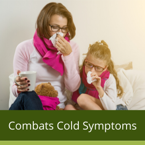 combat colds flu