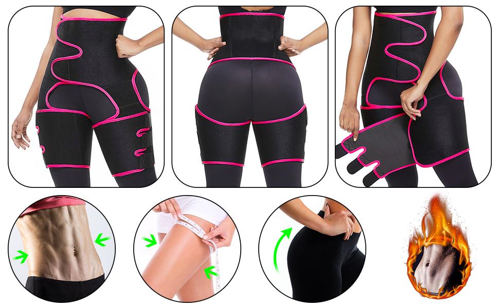 keep fit waist trainer