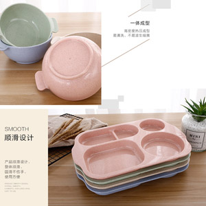 Dinner Plates,Desert Plates,Divided Portion Plates
