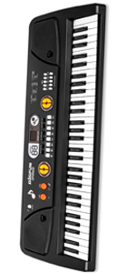 61-Key Piano Keyboard