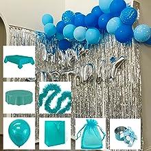 allgala party decoration