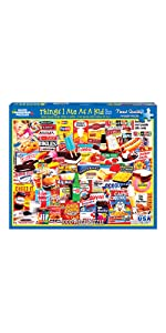 Things I Ate As A Kid Puzzle