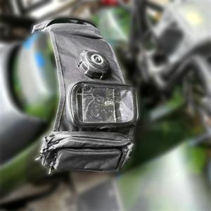 ATV gear storage bag