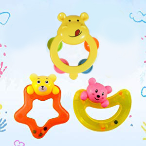 baby rattles for boys and girls