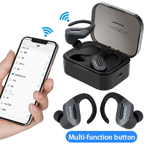 Bluetooth V5.0 & Stable Connection