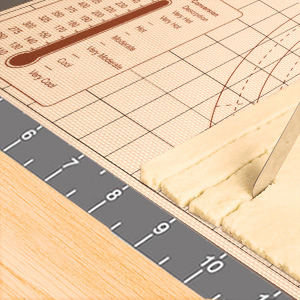 dough mat for rolling,pastry mat