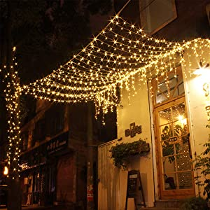 outdoor curtain lights